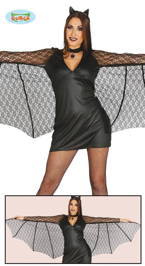 Womens Bat Costume