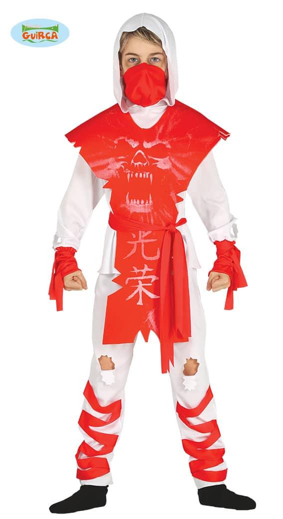Children's Halloween Ninja Assassin Costume