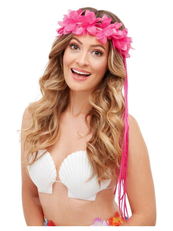 Hawaiian Hippie Flower Headbands