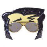 1950s Elvis Style Glasses and Quiff