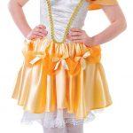 Belle Teen Costume