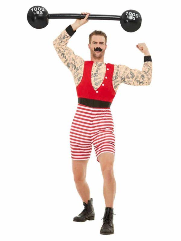 Strongman Mens Deluxe Costume
