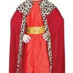 Childrens King Costume