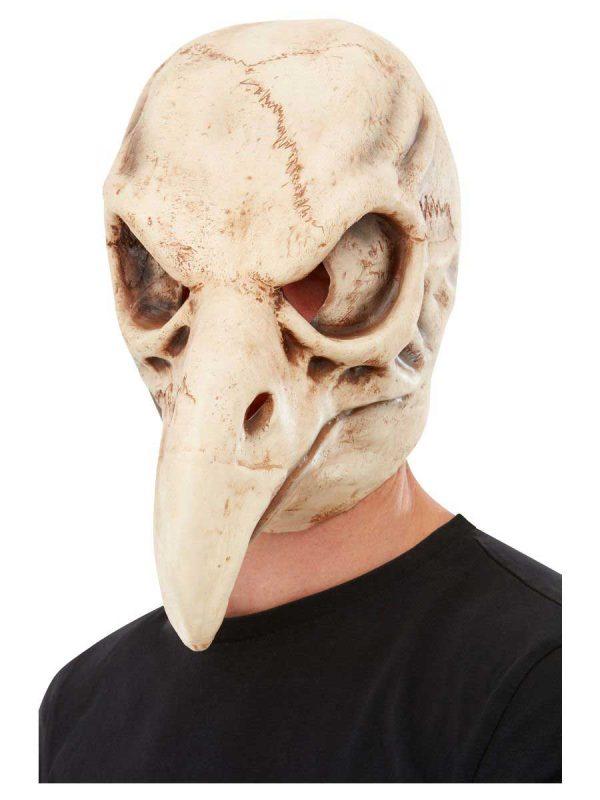 Bird Skull Latex Mask