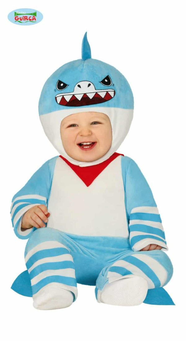 Childrens Baby Shark Costume