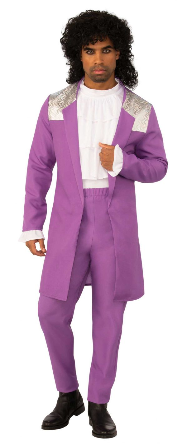 1980s Mens Prince Style Costume