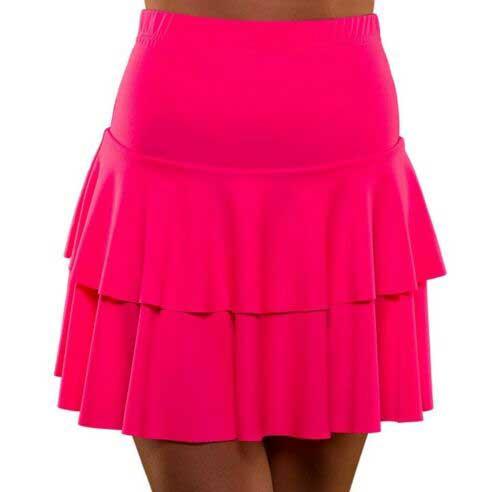 1980s Pink RaRa Skirt
