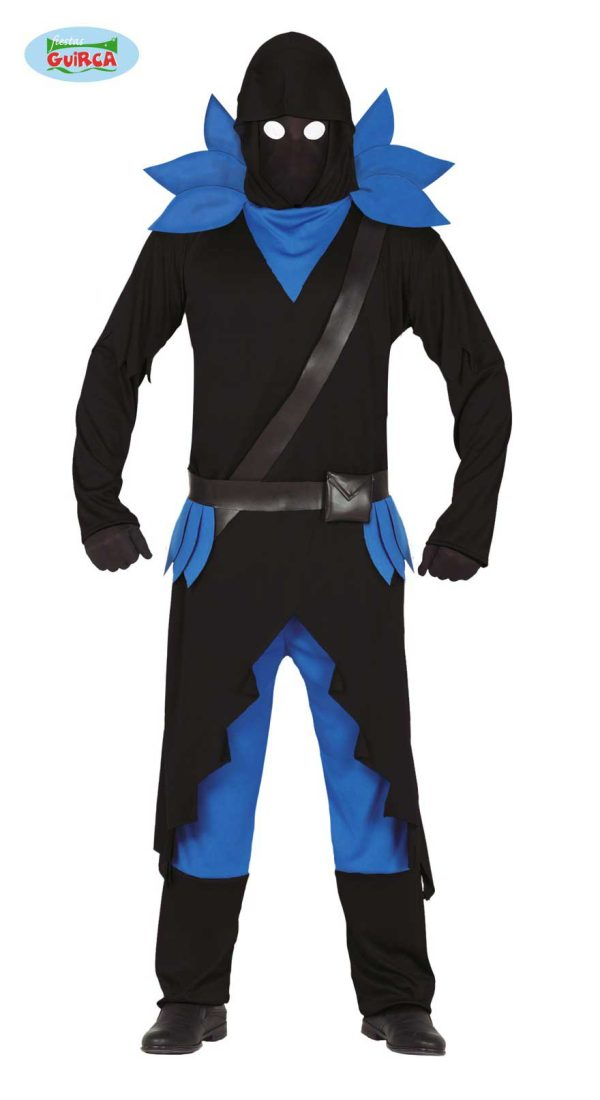 Dark Warrior Fortnite Costume Large