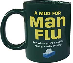 Man Flu Gift Mug