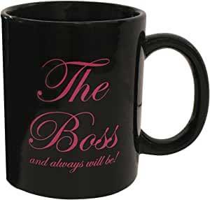 Womens The Boss Mug