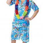 Mens Hawaiian Costume
