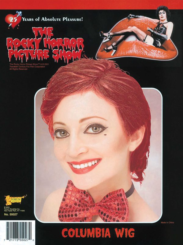 Columbia Wig from Rocky Horror