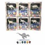Dinosaur Painting Set