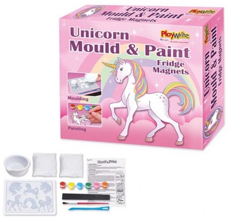 Unicorn Fridge Magnet Kit