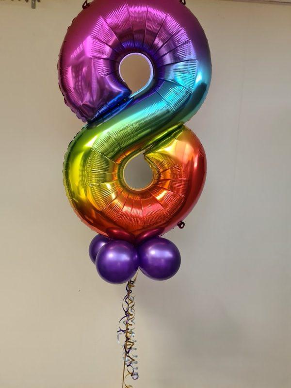 Super Shape Balloon with Collar