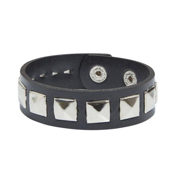 1980s Studded Punk Wristband
