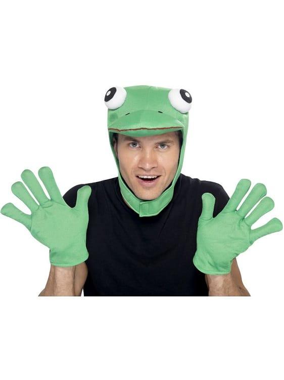 Frog Fancy Dress Kit