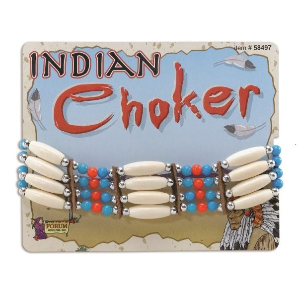 Indian Style Choker Necklace