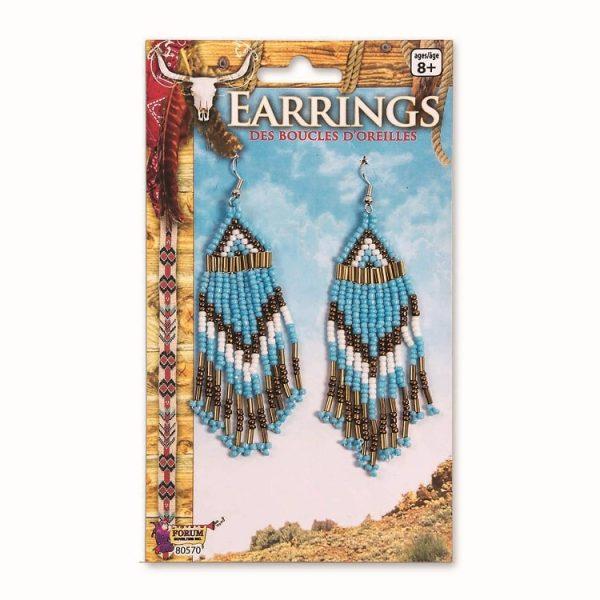 Native American Inspired Earrings