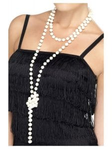 1920s Pearl Style Necklace