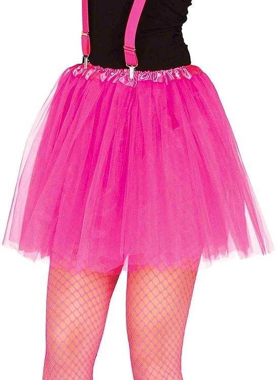 Adult Pink Neon Tutu