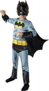 Childrens Batman Costume Age 7-8