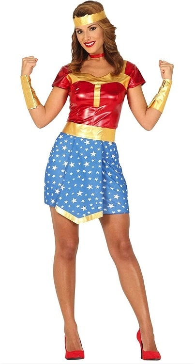 Womens Wonder Woman Costume Small